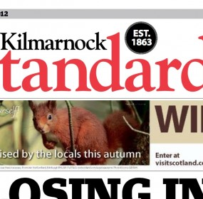 Kilmarnock Standard