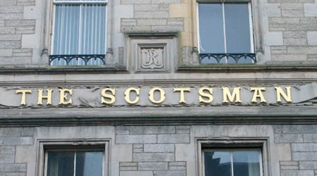 The Scotsman, Cockburn St