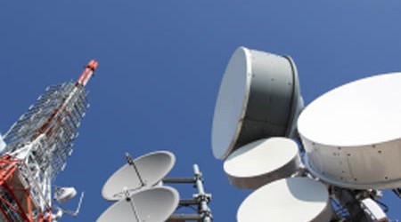 TV, radio, TV masts, radio masts, satellite dishes, broadcasting and telecommunications