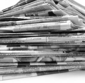 Newspapers (shutterstock_60998620)