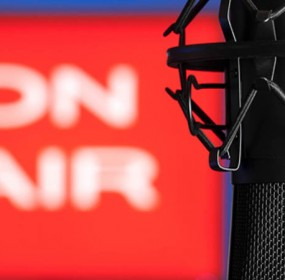 On air and mic (the tenth of the month)