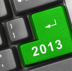 2013 year green (shutterstock116105044)