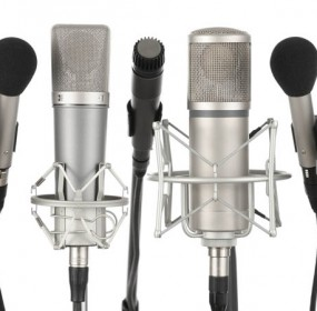 Microphones (the 28th of the month)