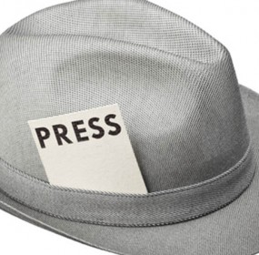 Press hat (the 13th of the month)