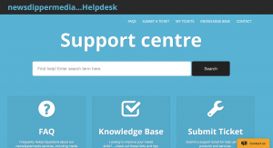 newsdippermedia Helpdesk