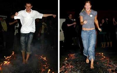 image for firewalk story on webiste