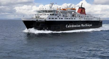 CalMac ferry image