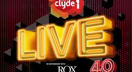 Clyde 1 LIVE 2013 Logo