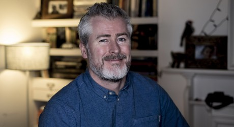 Professor Nick Higgins 1 (image credit - Brian Sweeney)