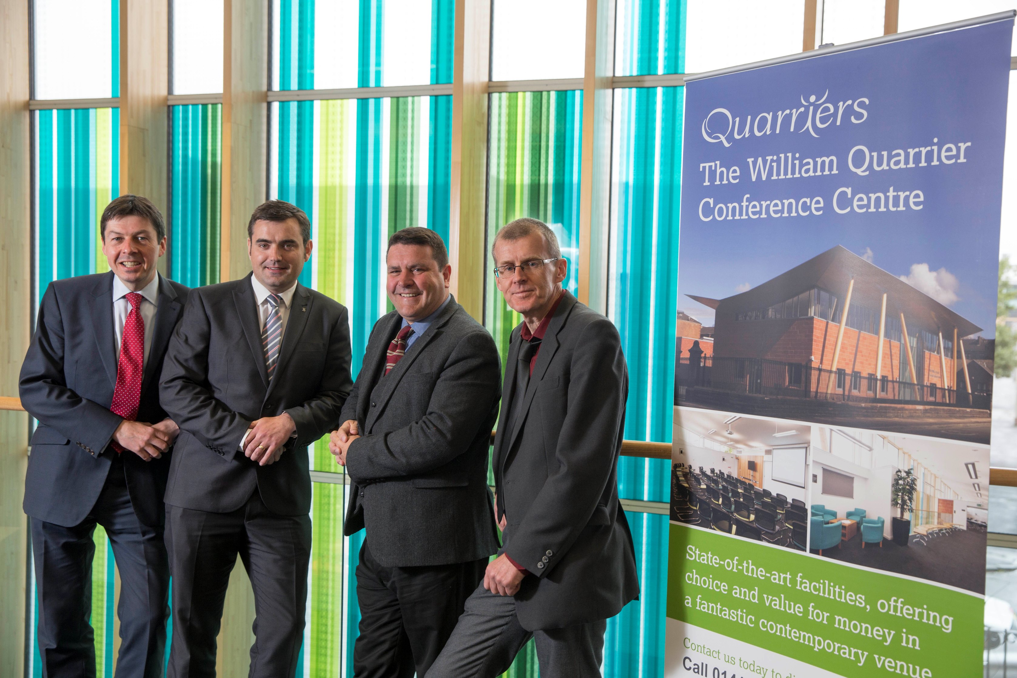 Media Release: Quarriers group quiz politicians at panel event