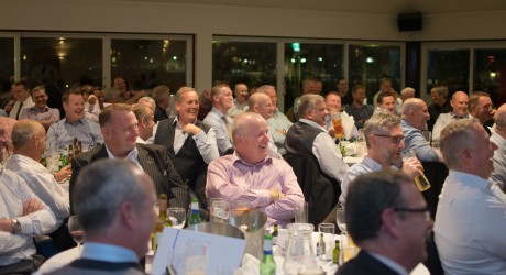 Quarriers Sportsman's Dinner 2016 2