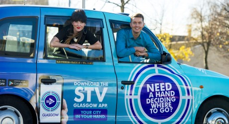 STV Glasgow Taxis 3