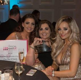 Zoo Team Celebrate Awards win - Sophie Robertson, Nicki Regan and Ashleigh McArthur