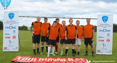 Aaron William Football Tournament Company Section 24.07.15