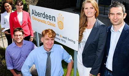 Aberdeen Chiropractic Clinic - Group Image - Copy