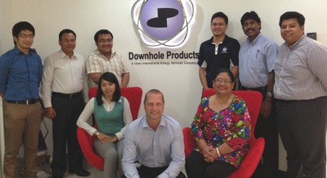 Downhole Products Asia Team