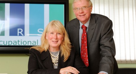 Dr Andrew Goodge & Fiona Sommerville 2