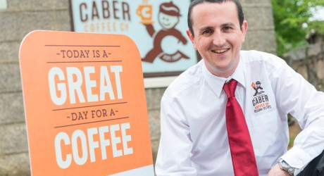 Findlay Leask, Caber Coffee