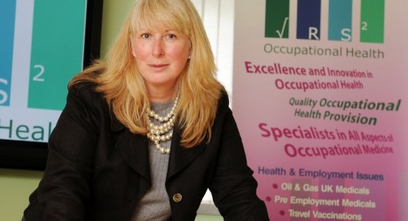 Fiona Sommerville, RS Occupational Health