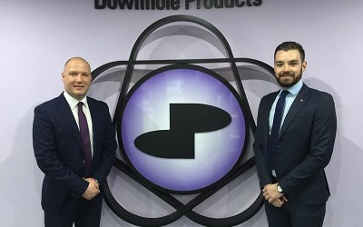 Gary Thow (left) & Liam Pirie (right), Downhole Products - Copy