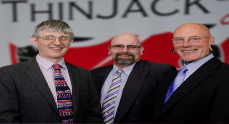 Guy Bromby, Kevin Saunders & Alastair MacDonald, ThinJack - Copy