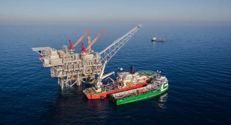 Israeli Oil Platform