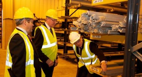 JBP Minister visit Fergus Ewing