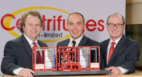 Jim Shiach, Nick Slater & Gordon Milne, Centrifuges Un-Limited