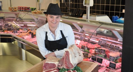 Lisa Fiinigran, Davidsons Specialist Butchers