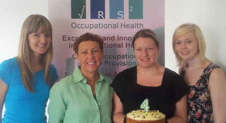 RS Occupational Health Great Yarmouth Clinic - Laura Nicholson, Sue Wallis, Alison Mason & Joanna Callaghan