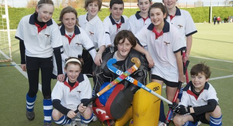 Ross-shire Youth Hockey Team 1