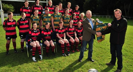 Varel rugby sponsorship