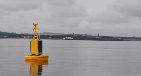 PAMBuoy in St Andrews Bay