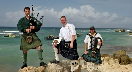 THE CELTIC FESTIVAL IN BARBADOS 23-28 MAY 2011