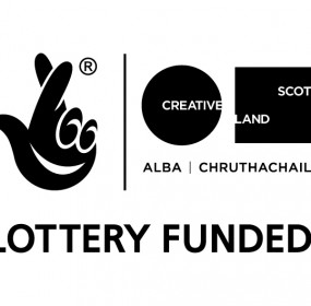 Creative Scotland_National Lottery Logo