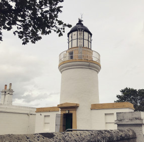 Cromarty Lighthouse courtesy Lucie Treacher