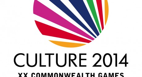 Glasgow 2014 Culture Logo Colour