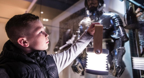 Night at the Museum credit-BBC Scotland