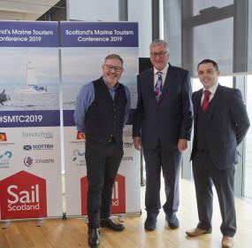 Sail Scotland Marine Tourism Conference