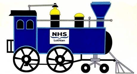 NHS Train - Mental Health Info Station