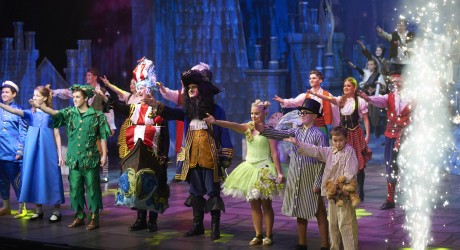 Peter Pan, Eden Court Panto 2015