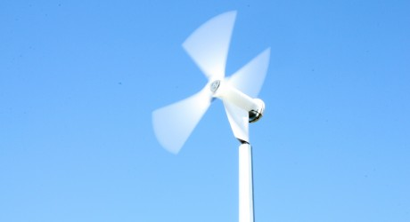 Kingspan Wind small turbines are robust and reliable even in high winds