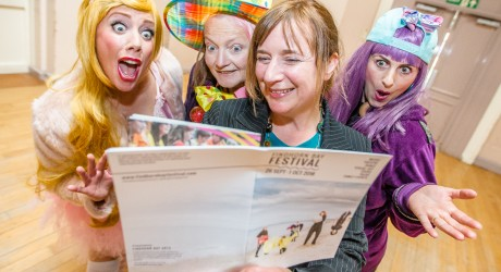 Findhorn Bay Arts Festival launches it's programme for the 2018 festival.