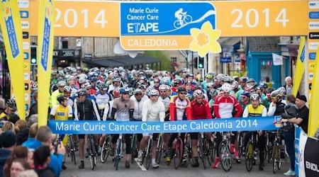 MCCC Etape Caledonia 2014