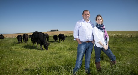 Local Food Finalists 2011, Andrew and Debbie Booth