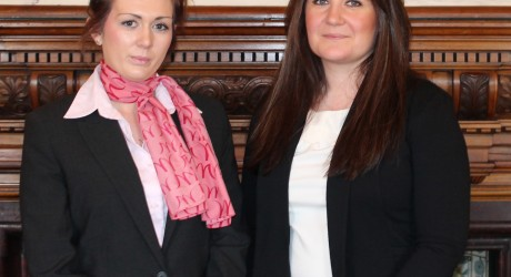 Ardoe-Lauren Craigie and Claire Thomson