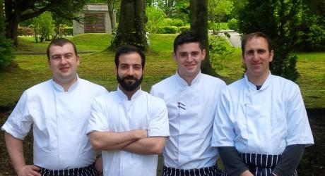 Ardoe-chefs