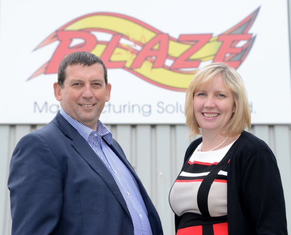 Media Release: Blaze founders named regional finalists in prestigious entrepreneurial awards
