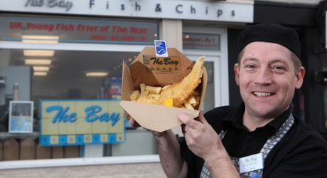Calum Richardson The Bay Fish and Chips