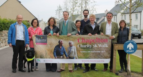 Chapelton 5K walk